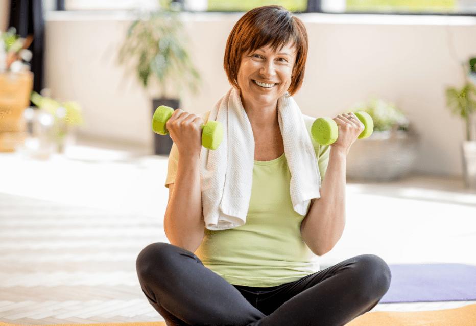 menopauze lifestyle programma