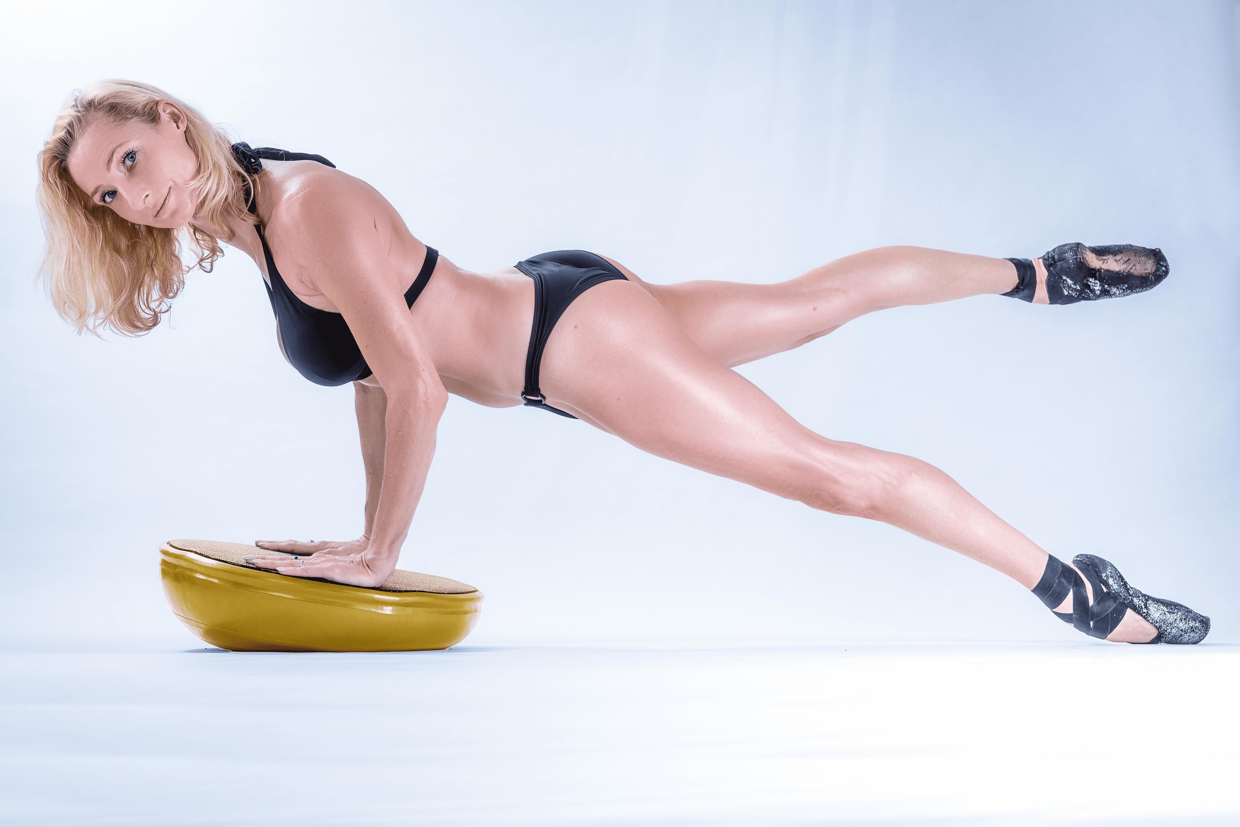 Workout meer resultaat met klassieke ballettechniek